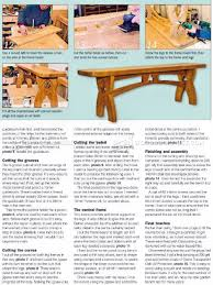 100 curved bench plans carefree small storage bench with