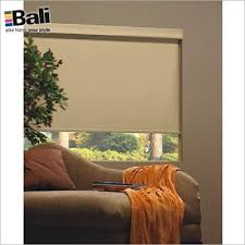 Roll Up Blackout Curtains Bali Blackout Roller Shade Blinds Com