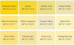 zingy yellows u0026 oranges