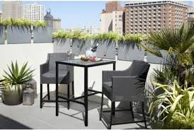 outdoor furniture for small spaces furniture nice modern outdoor bistro table small patio set cool 17