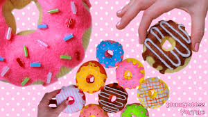 how to make donuts out of socks 9 diy donuts no sew projects