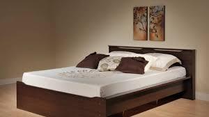 Bed Frame Designs Modern Minimalist Bed Frame Wood Designs
