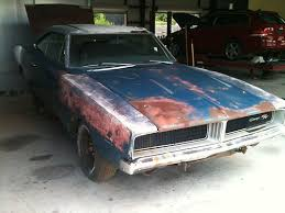 1969 dodge charger project find 1969 dodge charger r t 440 hp project in
