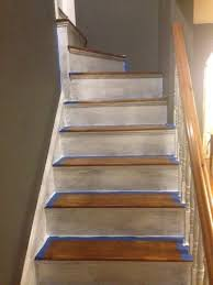 how to refinish a staircase for under 50 frugalwoods
