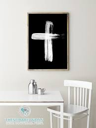 religious decorations for home cross printable wall art printable wall art crosses decor and walls