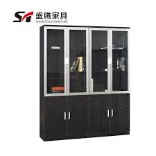bookcase with file cabinet sheng office furniture short cabinet office file cabinet bookcase