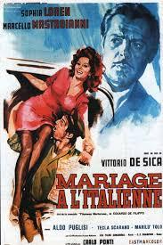 mariage ã l italienne mariage à l italienne 1964 senscritique