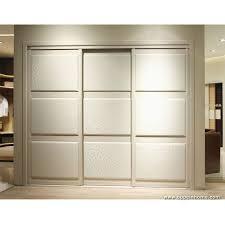 Modern Wardrobe Furniture by Bedroom Furniture Modern Wardrobe With 3 Sliding Doors Design From
