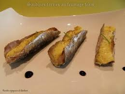 cuisiner des filets de sardines fraiches sardines farcies au fromage frais recettes voyageuses de barbara