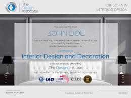 Certification In Interior Design by About The Course