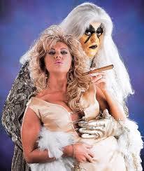 Goldust Halloween Costume Marlena U0026 Goldust U2014 Terri Runnels Wrestle