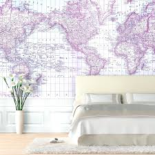 Articles With Antique Map Mural Wallpaper Tag Map Wall Mural