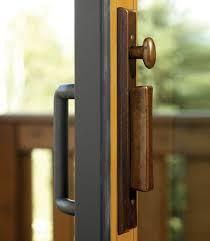Exterior Sliding Door Hardware Low Projection Sliding Door Grip 5 3 16 Door Hardware Grip G830