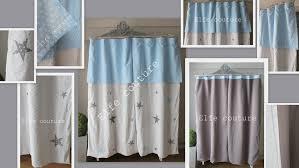 rideau placard chambre mur occultant coucher neuve rideaux mixte rideau fille chambre bebe