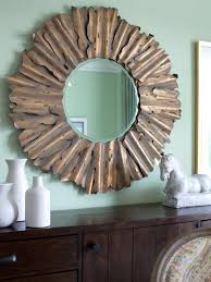 Mirror Over Dining Room Table - fabulous decorating ideas with wall mirrors and mirrored furniture