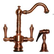 Whitehaus Kitchen Faucets Products