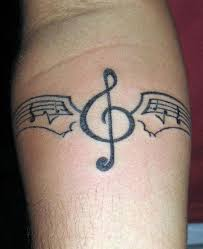 31 upbeat music tattoo designs creativefan