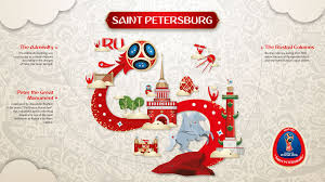 russia world cup cities map official look of host cities of world cup 2018 in russia russia