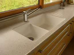 vasque de cuisine evier de cuisine avec meuble niocad info plan travail integre