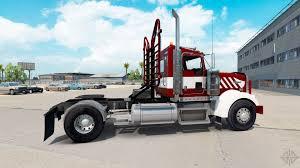 kenworth w900 model w900 day cab heavy duty for american truck simulator