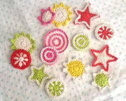 8 modern ornaments free crochet pattern salena baca crochet