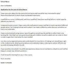 Orthopedic Nurse Resume Nurse Cover Letters