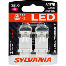 Red Led Light Bulb by 3057r Zevo Led Bulbs 2 Pack Walmart Com