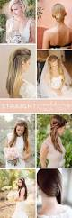 marriage bridal hairstyle best 25 straight wedding hairstyles ideas on pinterest straight