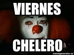 imagenes de viernes chelero meme personalizado viernes chelero 4026800