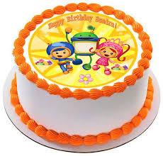 team umizoomi 2 edible cake cupcake topper u2013 edible prints