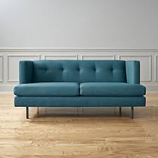 Green Sofa Bed Modern Sofas And Couches Cb2