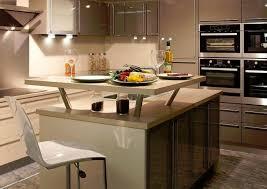 cuisine avec ilots central cuisine avec ilot central et coin repas 2 central est parfait