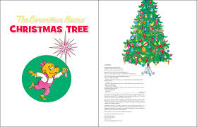 amazon com the berenstain bears u0027 christmas tree berenstain bears