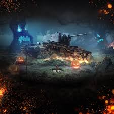 halloween wallpaper for ipad wallpapers media world of tanks blitz