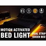 Bedroom Light - amazon com motion activated bed light vansky flexible led strip