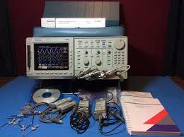 tektronix tds794d 4ch digital oscilloscope dpo 4gs s 2ghz p6245