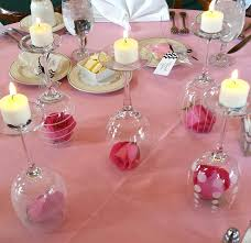 simple table decorations decorations for a bridal shower the and simple bridalon