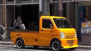subaru truck modified vehicles of japan subaru sambar kei class truck youtube