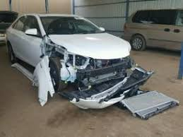 totaled for sale salvage toyota camry hybrid cars for sale and auction