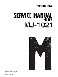mj 1021 service manaul ver1 power inverter central processing unit
