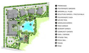 Rock Garden Plan Picture Your At Proposed Plan Community Fountaingate