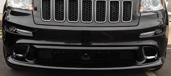 jeep srt8 grill 2012 jeep grand srt8 front bumper package wk2srt8front ship