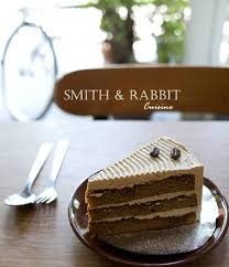 smith cuisine มาใหม ค ะ เค กกาแฟโบราณ หอม หวาน smith rabbit cuisine