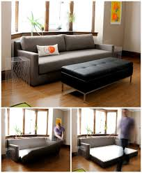 Sofa Sleeper For Small Spaces Small And Stylish Sleeper Sofas