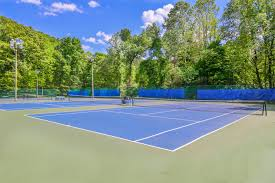 lighted tennis courts near me racquet sports north jersey country club