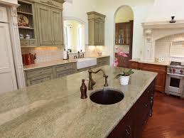 polished granite countertops diy kitchen countertop ideas island