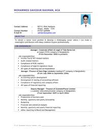 accountant resume template chartered accountant resume templates free templates in doc ppt
