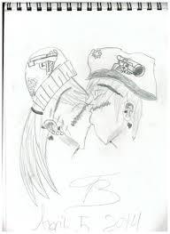 kiss sketch by nyan naroto on deviantart