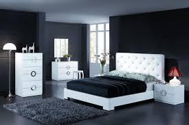 chambre blanc et noir organisation deco chambre adulte blanc et noir