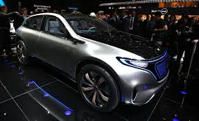 mercedes concept cars mercedes benz generation eq concept u2013â news u2013â car and driver